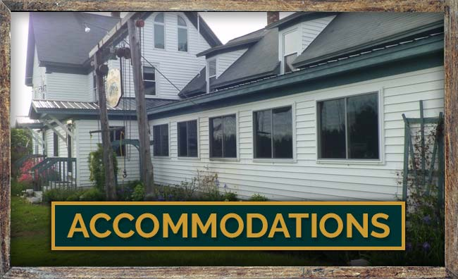 Homestead Lodge Accommodations